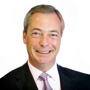 a photo of Nigel Farage